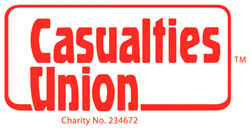 casualties union logo